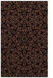 rug #933901 |  black geometry rug