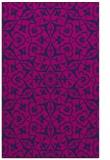 rug #933921 |  pink rug