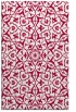 rug #934005 |  red traditional rug