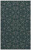 rug #934017 |  green damask rug