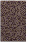 rug #934125 |  mid-brown traditional rug