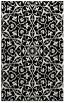 rug #934165 |  white damask rug