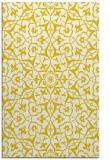 rug #934201 |  white damask rug