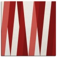 rug #935221 | square red abstract rug