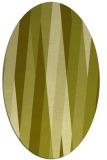 rug #935653 | oval light-green rug