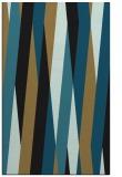 rug #935713    brown stripes rug