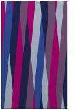 rug #935721 |  blue stripes rug