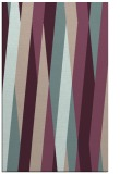 rug #935845 |  pink abstract rug