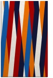 rug #935933 |  red abstract rug