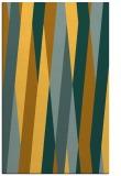 rug #936005 |  yellow graphic rug