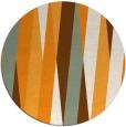 rug #936397 | round graphic rug
