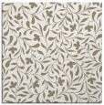 rug #938865 | square beige damask rug