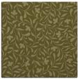 rug #938905   square light-green damask rug