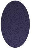 rug #939016 | oval traditional rug