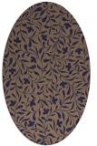 rug #939034   oval traditional rug