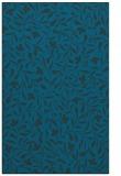 rug #939353 |  blue rug