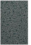 rug #939417 |  green damask rug
