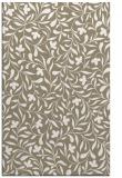 rug #939441 |  white damask rug