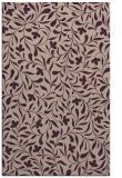 rug #939445 |  pink damask rug