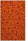 rug #939485 |  orange natural rug