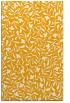 rug #939629 |  light-orange damask rug