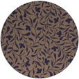 rug #939754 | round traditional rug