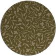 rug #939761 | round mid-brown natural rug