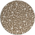 rug #939797 | round beige natural rug