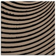 rug #942177 | square beige abstract rug