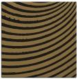 rug #942193 | square brown retro rug