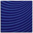 rug #942269   square blue-violet circles rug
