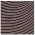 rug #942273 | square beige circles rug