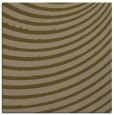 rug #942281 | square brown graphic rug