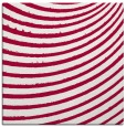 rug #942285 | square red circles rug