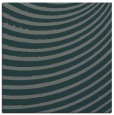 rug #942297 | square green abstract rug