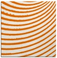 rug #942369 | square orange circles rug