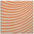 rug #942373 | square beige circles rug