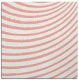 rug #942393 | square white circles rug