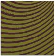rug #942401 | square purple circles rug