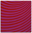 rug #942425 | square red rug