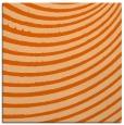rug #942433 | square red-orange circles rug