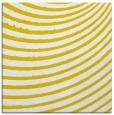 rug #942481 | square yellow stripes rug