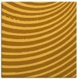 rug #942485 | square light-orange stripes rug