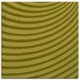 rug #942493   square light-green circles rug