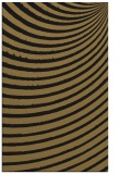 rug #942913 |  black stripes rug