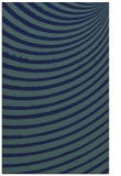 rug #942925    blue circles rug