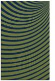 rug #942929 |  blue circles rug