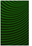 rug #942945 |  green stripes rug