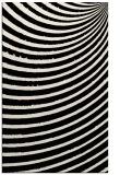 rug #942949    blue-green circles rug