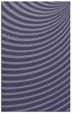 rug #942977 |  blue-violet stripes rug